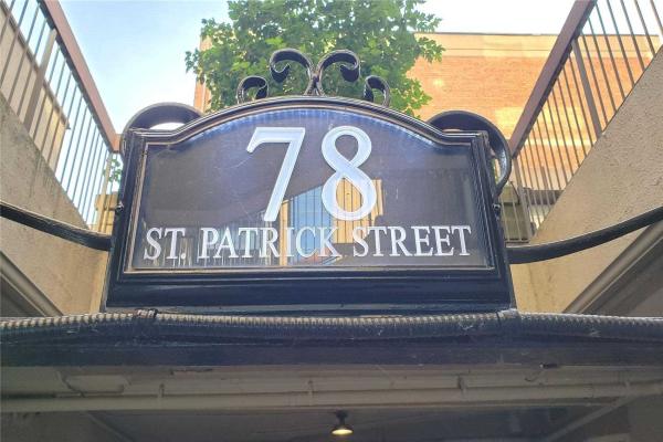 78 St Patrick St, Toronto