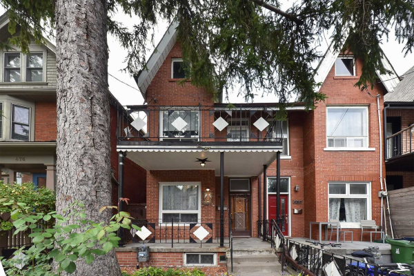 478 Roxton Rd, Toronto