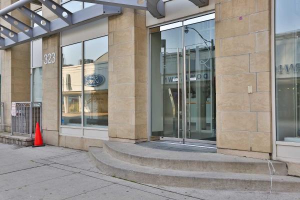 323 Richmond St E, Toronto