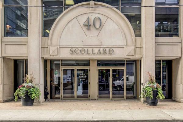 40 Scollard St, Toronto