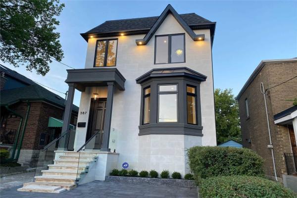 387 Winnett Ave, Toronto