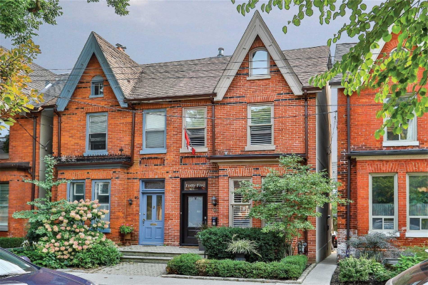 45 Salisbury Ave, Toronto