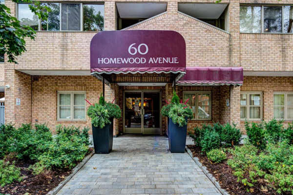 60 Homewood Ave, Toronto