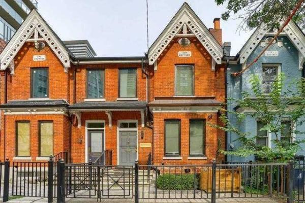 61 St Nicholas St, Toronto