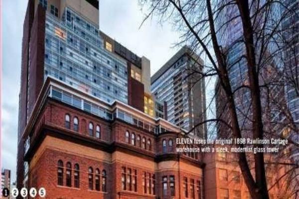 11 St. Joseph St, Toronto