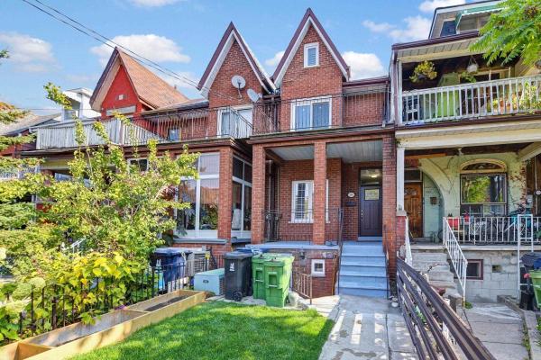 295 Clinton St, Toronto