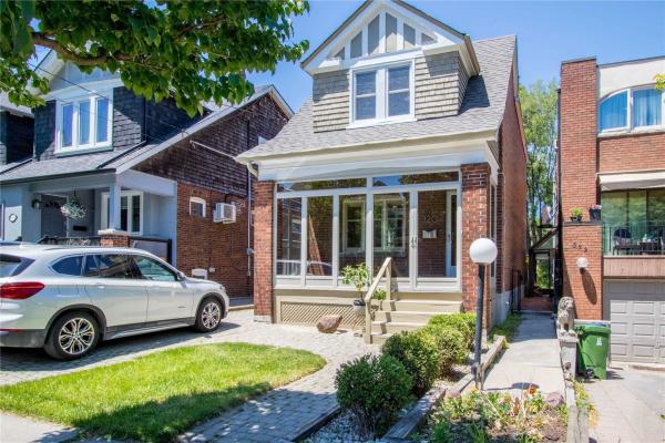 320 Hillsdale Ave E, Toronto