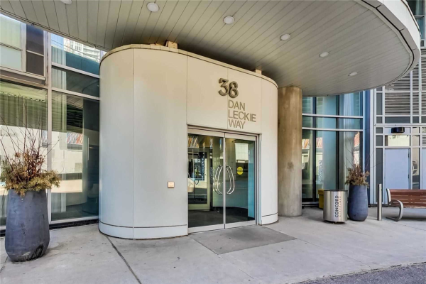 38 Dan Leckie Way S, Toronto