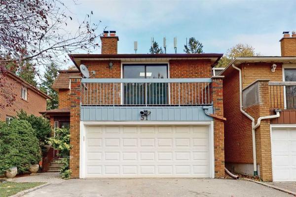 51 Edgar Woods Rd, Toronto