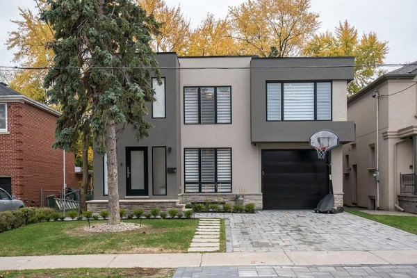 15 Newbury Lane, Toronto