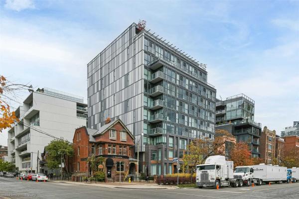 508 Wellington St, Toronto