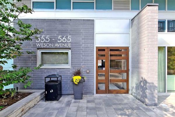 555 Wilson Ave, Toronto