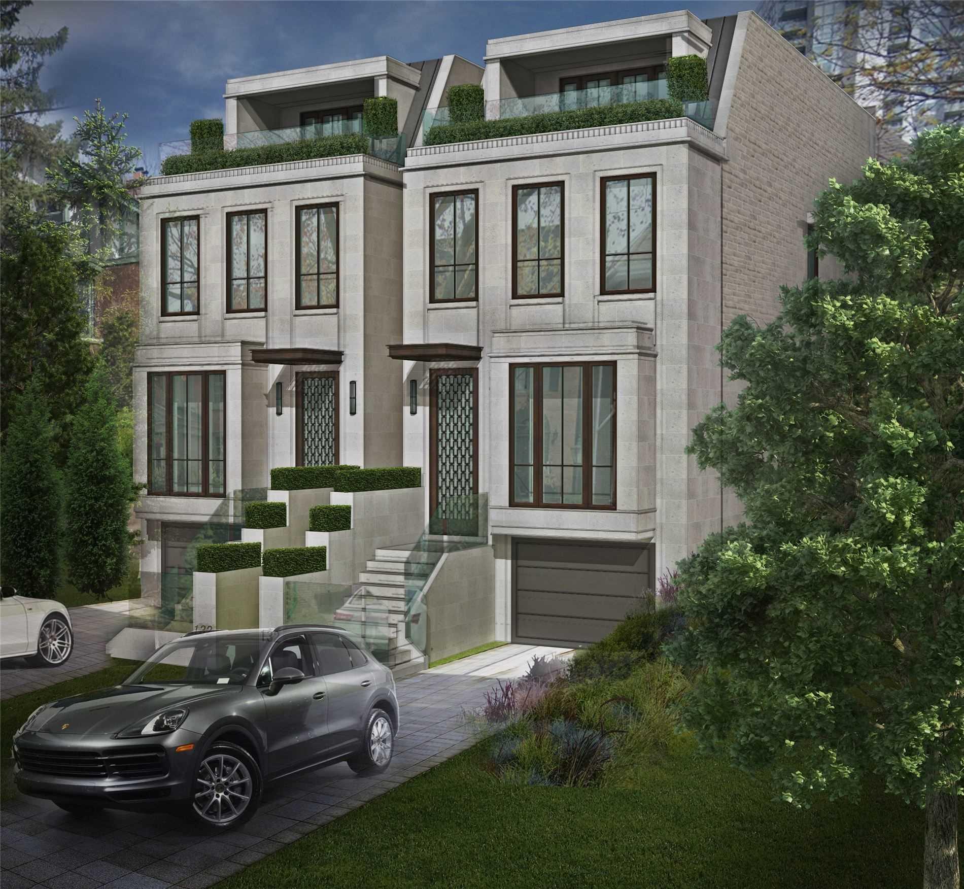 132A Balmoral Ave, Toronto