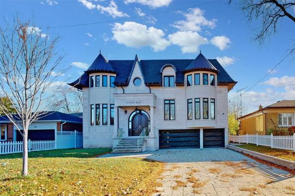 19 Tefley Rd, Toronto