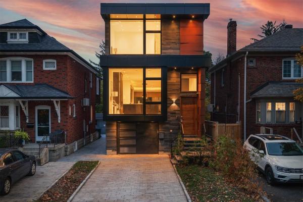 235 Deloraine Ave, Toronto