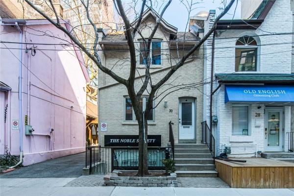 30 Scollard St, Toronto