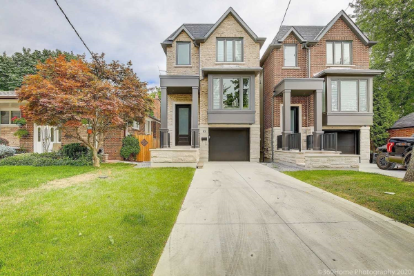 93 Grey Rd, Toronto