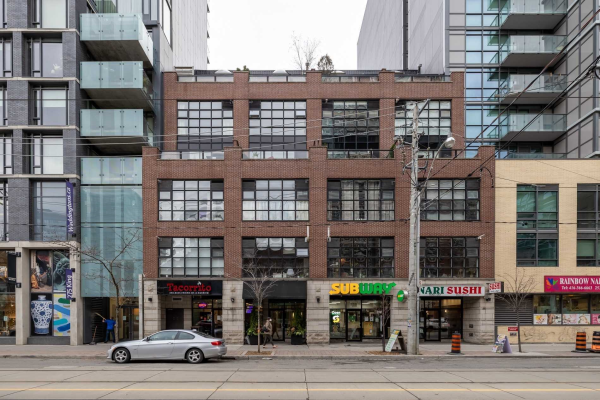 261 King St E, Toronto