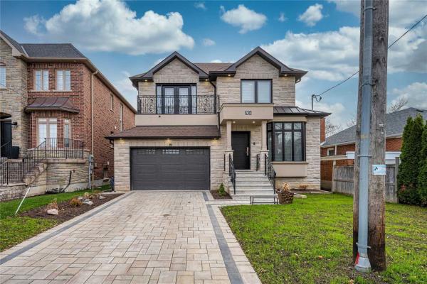31 Regina Ave, Toronto