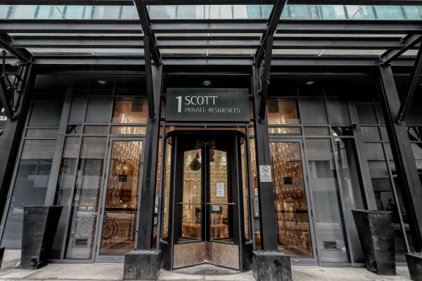 1 Scott St, Toronto