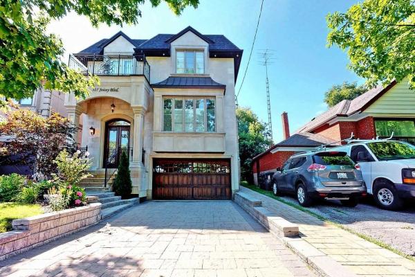 317 Joicey Blvd, Toronto