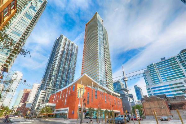 21 Widmer St, Toronto