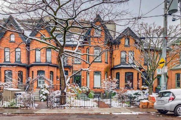 100 Seaton St, Toronto