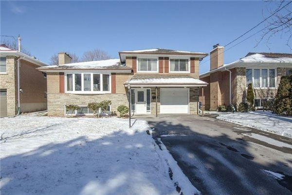 42 Brucedale Cres, Toronto
