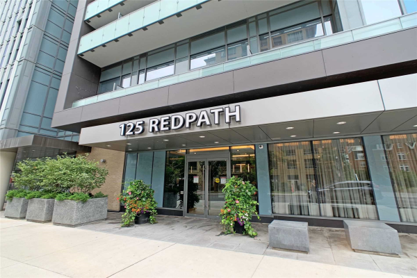 125 Redpath Ave, Toronto