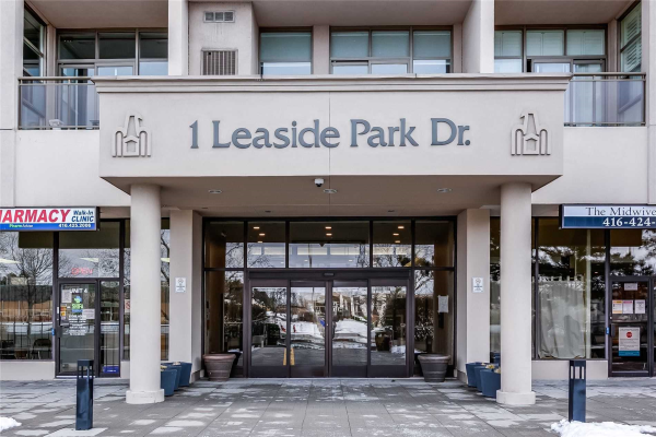 1 Leaside Park Dr, Toronto
