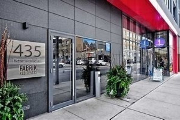 435 Richmond St W, Toronto