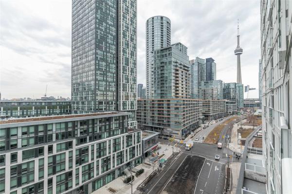 85 Queens Wharf Rd, Toronto