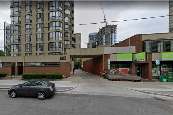 65 Spring Garden Ave, Toronto