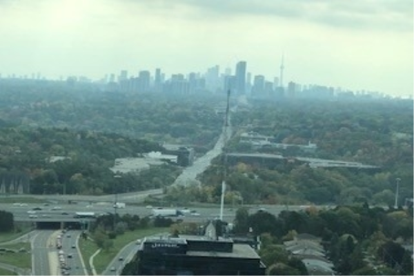 Undisclosed Address, Toronto