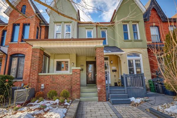 250 Roxton Rd, Toronto