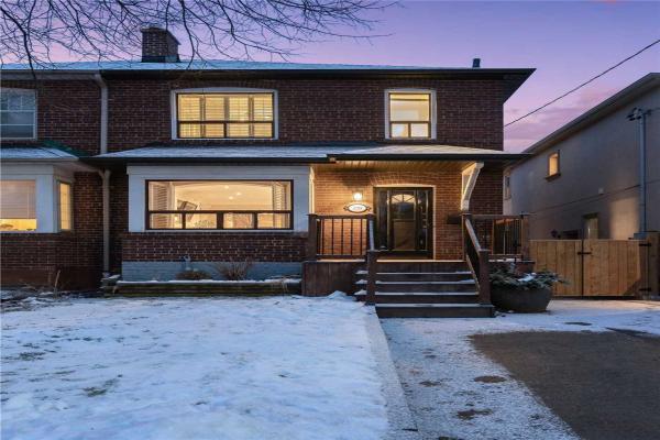 259 Deloraine Ave, Toronto