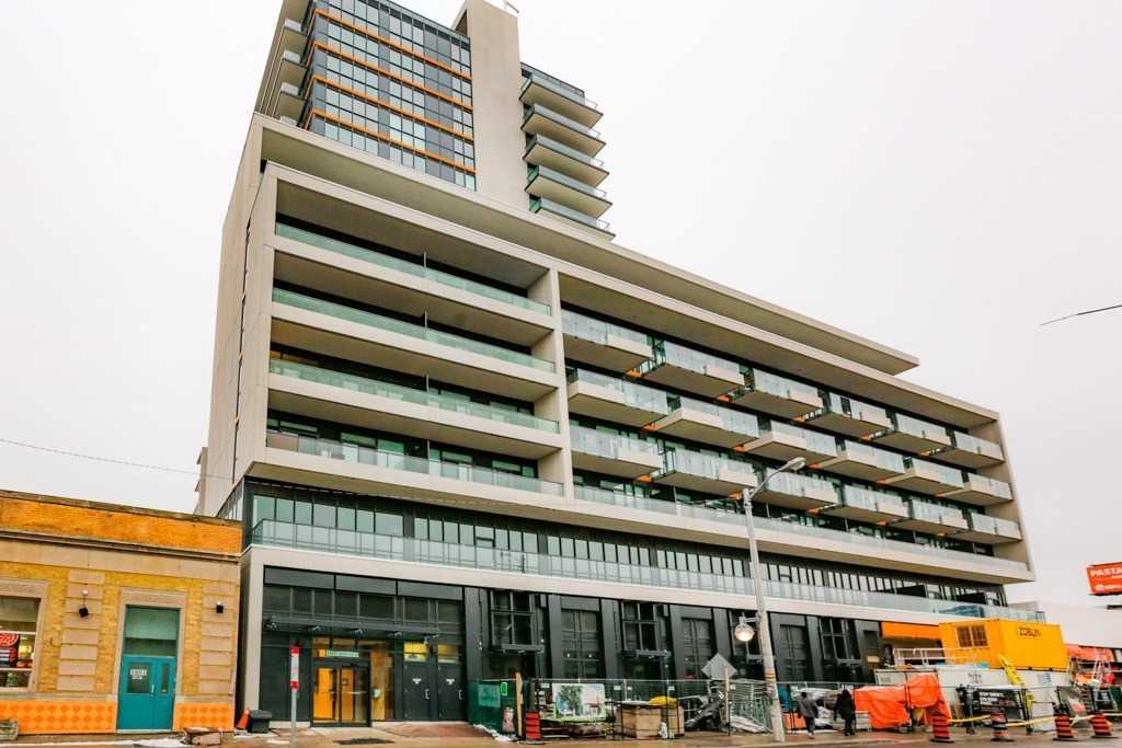 #1403 - 1603 Eglinton Ave W, Toronto