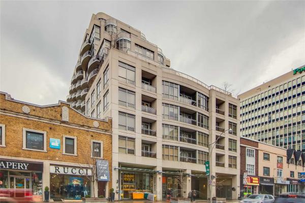1430 Yonge St, Toronto