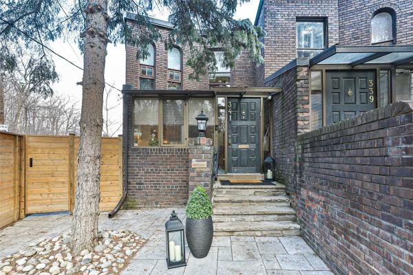 341 Glen Rd, Toronto