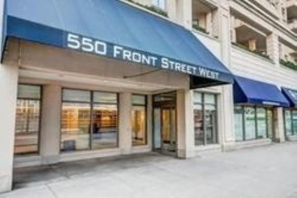 550 Front St W, Toronto