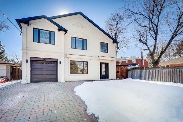 3 Caines Ave, Toronto
