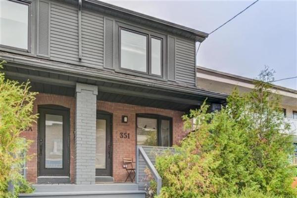 351 Oakwood Ave, Toronto