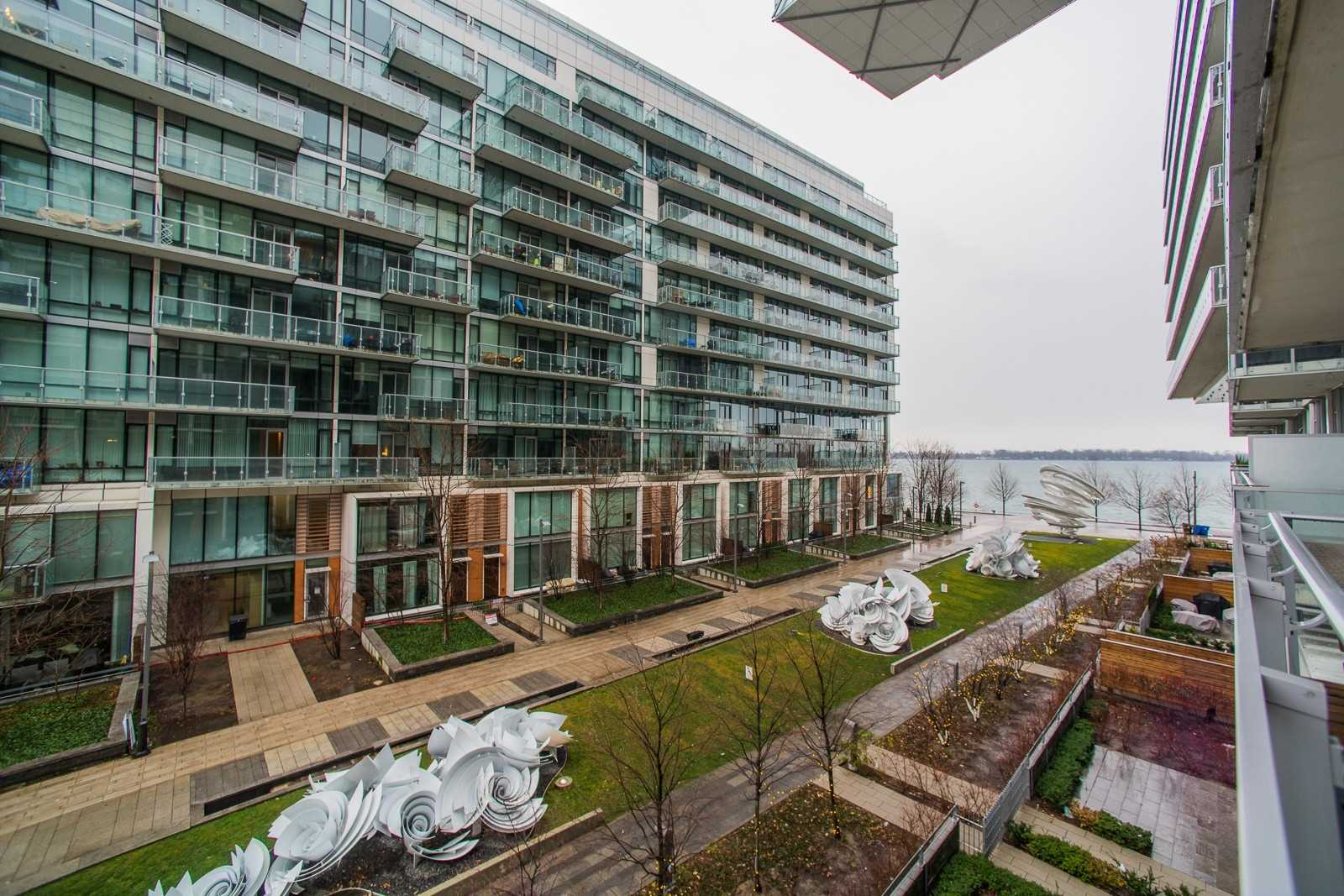 #321 - 29 Queens Quay E, Toronto