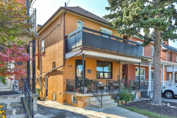 498 Glenholme Ave, Toronto