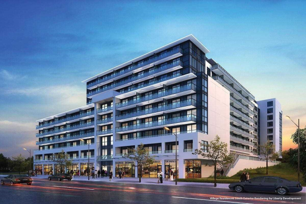 SOLD • 591 Sheppard Ave E
