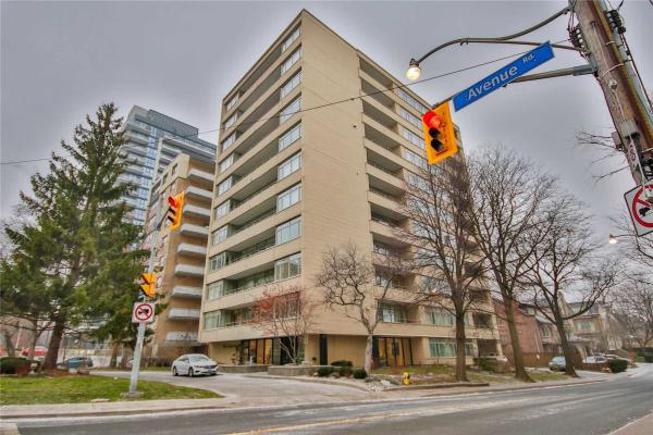 581 Avenue Rd, Toronto