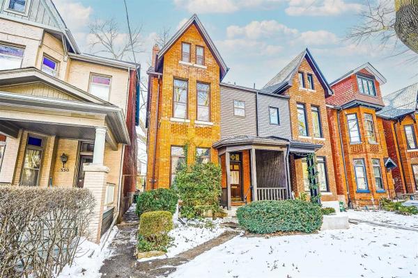 352 Brunswick Ave, Toronto