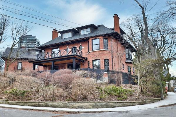 10 Rosedale Rd, Toronto