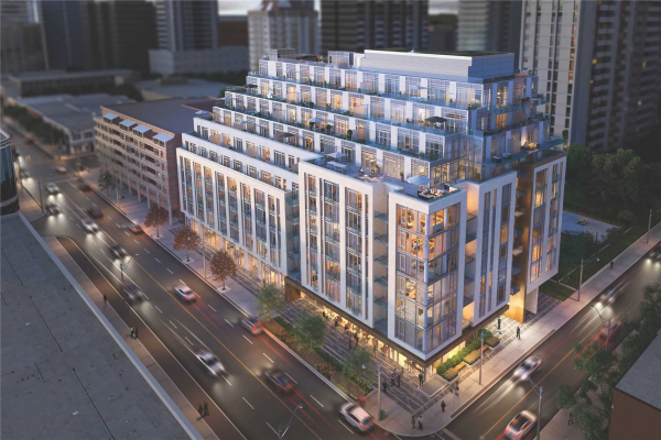6 Jackes Ave, Toronto