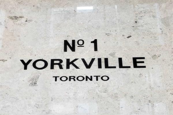1 Yorkville Ave, Toronto
